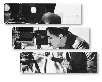 Модульная картина Charlie Chaplin-16