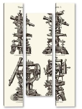 Модульная картина Ant-111