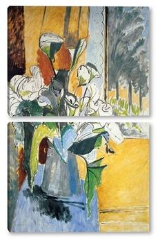 Модульная картина Matisse-3