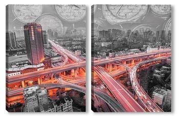 шоссе в Ханчжоу
