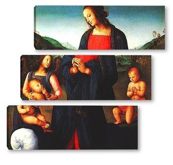 Модульная картина Perugino_065