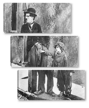 Модульная картина Charlie Chaplin-03-1