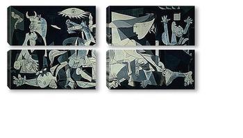Модульная картина Герника.1937г.