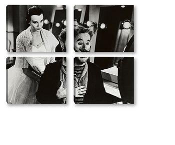 Модульная картина Charlie Chaplin-28