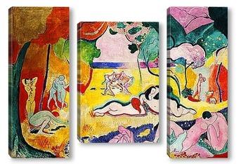 Модульная картина Matisse-1