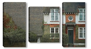 Модульная картина Северный Лондон