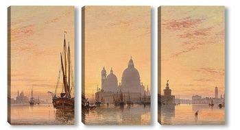 Модульная картина Венеция 1851