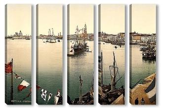 Модульная картина Венеция, Венето, Италия