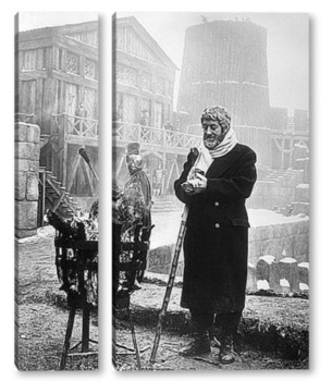 Модульная картина Alec Guinness