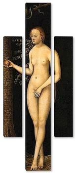 Модульная картина Ева