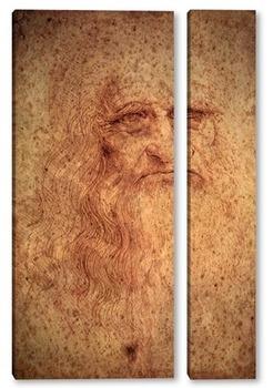 Модульная картина Leonardo da Vinci-12