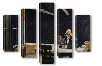 Модульная картина Hopper-4