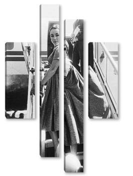 Модульная картина Elizabeth Taylor-17