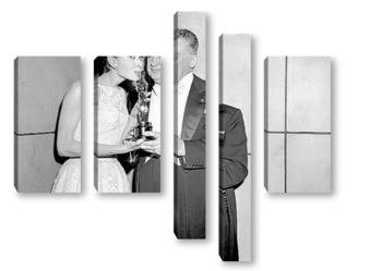 Модульная картина Audrey Hepburn-24