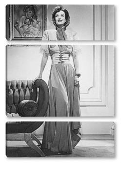 Модульная картина Joan Crawford-3