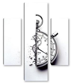 Модульная картина Hours248