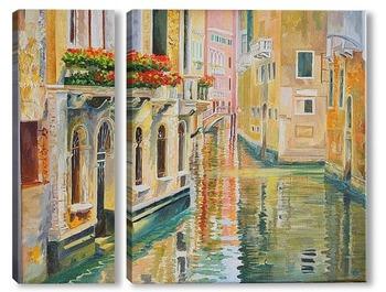 Модульная картина Венеция!