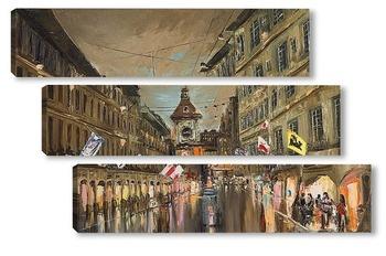 Модульная картина Берн. Крамгассе