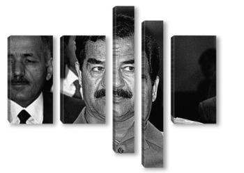 Модульная картина Саддам Хусейн (7)