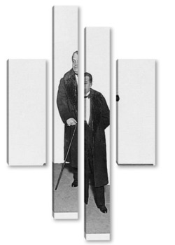 Модульная картина Sergei Diaghilev