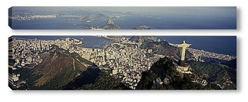 Модульная картина Rio005