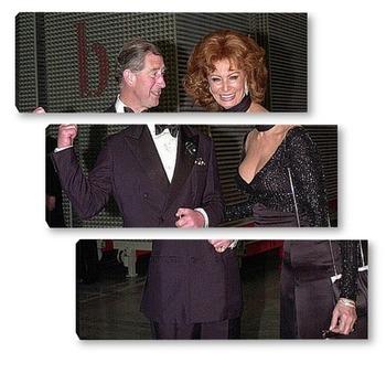 Модульная картина Sophia Loren-10