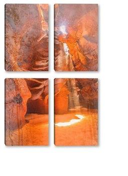 Модульная картина Каньон в Аризоне