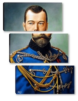 Модульная картина Н.А. Романов