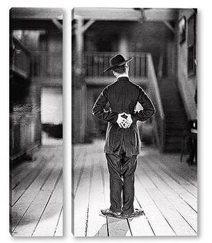 Модульная картина Charlie Chaplin-24