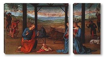 Модульная картина Perugino_074
