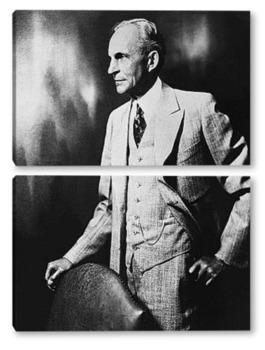 Модульная картина  Henry Ford-3-1