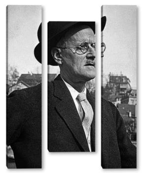 Модульная картина James Joyce-2