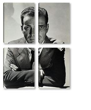 Модульная картина Humphrey Bogart-1