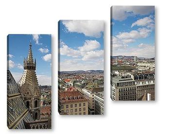 Модульная картина Vienna010