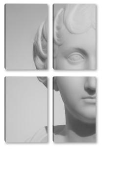 Модульная картина Фаустин