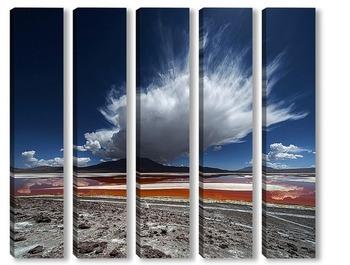 Модульная картина Боливия