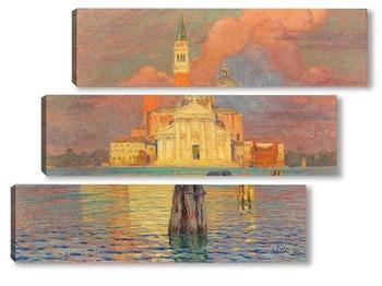 Модульная картина Сан-Джорджо-Маджоре