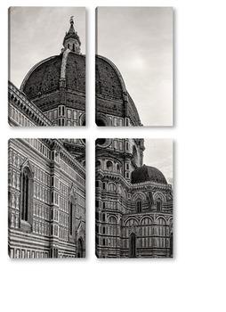 Модульная картина Собор Санта-Мария-дель-Фьоре