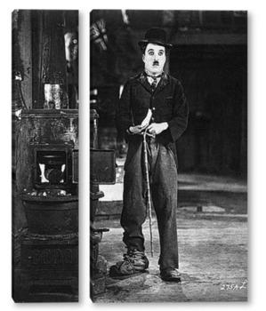 Модульная картина Charlie Chaplin-18
