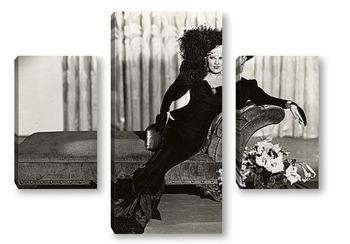 Модульная картина Mae West-6