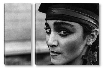 Модульная картина Madonna_06
