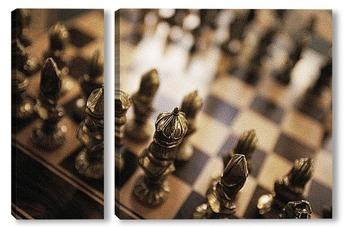 Модульная картина Chess004