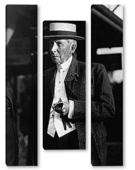 Модульная картина John D. Rockefeller-05