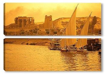 Модульная картина Egypt030