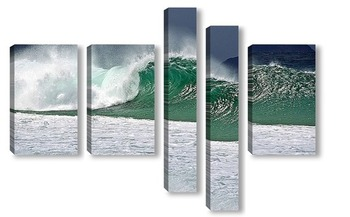 Модульная картина волна