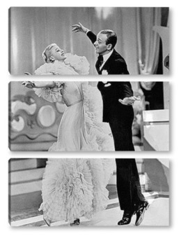 Модульная картина Fred Astaire-3