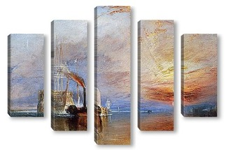 Модульная картина Turner-2