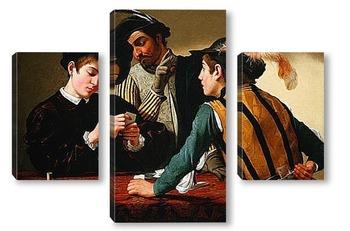 Модульная картина Caravaggio-1