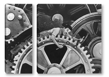 Модульная картина Charlie Chaplin-05-1