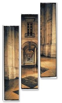 Модульная картина Триумфальная арка
